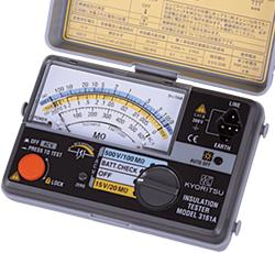 ANALOG INSULATION TESTER 15V-500V product photo