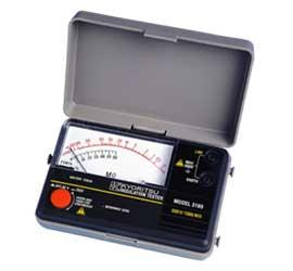 INSULATION TESTER 500V/1KOHM product photo