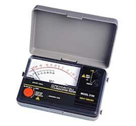 INSULATION TESTER 1000V/2KOHM product photo