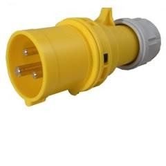 RECEPTACLE 32A 3P 230V 6H IP67 product photo