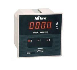 DIGITAL AMMETER W/O SEL.SWITCH product photo