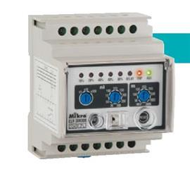 DIN RAIL EARTH LEAKAGE RELAY 50HZ 110V product photo