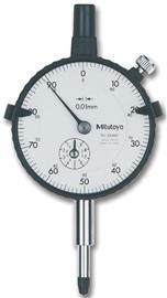 SERIES 2 STANDARD TYPE DIAL INDICATOR 0.01MMX10MM product photo