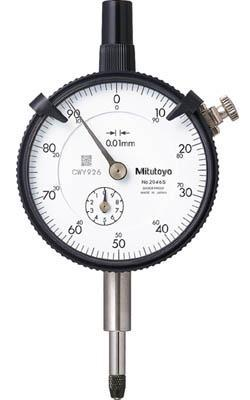 SERIES 2 STANDARD TYPE DIAL INDICATOR 0-100MM product photo