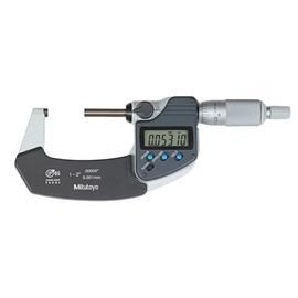 293 COOLANT PROOF MICROMETER W/DUST/WATER PROTECTION product photo