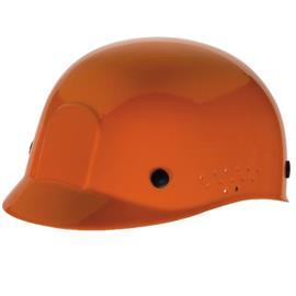 BUMP CAP W/PLASTIC SUSPENSION ORANGE product photo