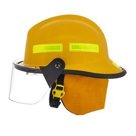 CAIRNS HELMET, 660C, METRO, YELLOW, STD CONFIG. product photo