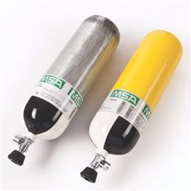 COMPRESSED AIR CYLINDER W/O AIR 6.0L 300 BAR COMPOSITE product photo