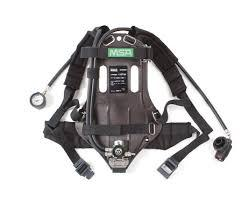 AIRXPRESS 2 FIRE SCBA COMPLETE SET W/O 2ND CONNNECTION product photo