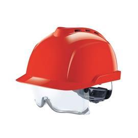 VGARD 930 CAP VENTED, RED product photo