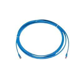 CAT 5E SL BOOT UTP CORD 16FT, BLUE product photo