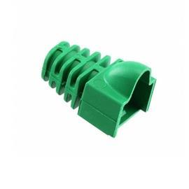 RJ45 BOOT GREEN COLOUR product photo
