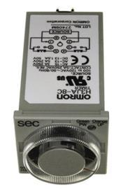 H3JA-8A SOLID-STATE ANALOG TIMER 200-240VAC 30SEC product photo