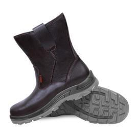 SUPERTEC R PREMIUM 1808 SAFETY SHOES MAROON SIZE 7 product photo