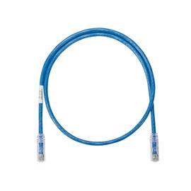 NK COPPER PATCH CORD CATEGORY 6 BLUE UTP CABLE 3M product photo