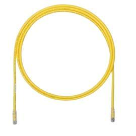 NK COPPER PATCH CORD CATEGORY 6 YELLOW UTP CABLE 3M product photo