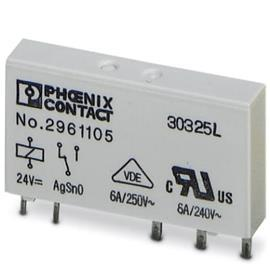 SINGLE RELAY - REL-MR- 24DC/21 product photo