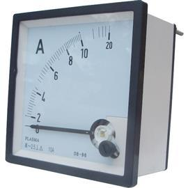 AC AMMETER 96X96MM 100A product photo