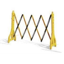 FOLDABLE & PORTABLE BARRIER YELLOW product photo