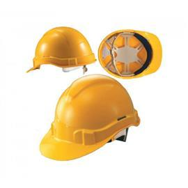 ADVANTAGE I SLIDE-LOCK PLASTIC HARNESS SAFETY HELMET RED product photo
