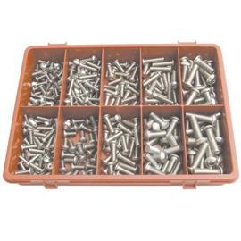 A2 STAINLESS STEEL METRIC SOCKET BUTTON SCREW KIT product photo