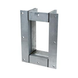 GKO FRAME STAINLESS STEEL 4x1 AISI 316 product photo