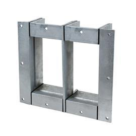GKO FRAME STAINLESS STEEL 4x2 AISI 316 product photo