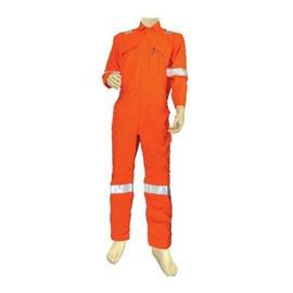 TECASAFE PLUS 700 COVERALL 238G ORANGE SIZE XL product photo