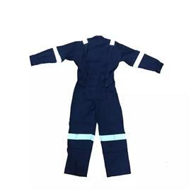 TECASAFE PLUS 580 COVERALL 197G NAVY SIZE M product photo
