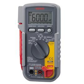 DIGITAL MULTIMETER HIGH-SPEED BAR GRAPH & CONT. BUZZER WITH product photo