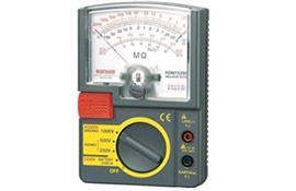 ANALOG INSULATION RESISTANCE MULTIMETER 1000V/500V/250V product photo