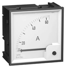 AMMETER DIAL POWERLOGIC 1.3 IN RATIO 50/5A product photo