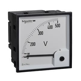 AMMETER DIAL POWERLOGIC 1.3 IN RATIO 100/5A product photo