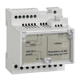 NON ADJUSTABLE TIME DELAY RELAY FOR VOLTAGE RELEASE MN 100/1 product photo