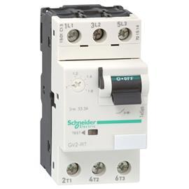 TESYS GV2-CIRCUIT BREAKER THERMOMAGNETIC 0.4-0.63A product photo