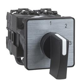 CAM STEPPING SWITCH 1-2-3-4  BLACK MARKING product photo