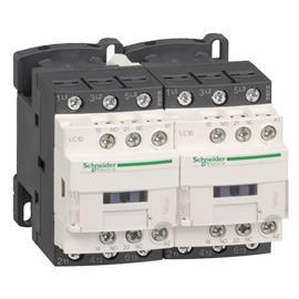 TESYS D REVERSING CONTACTOR 3P(3NO) AC-3 440V 18A 240VAC product photo