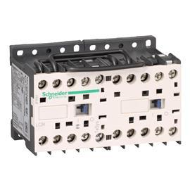 TESYS K REVERSING CONTACTOR 3P(3NO) AC-3 440V 6A 220-230VAC product photo