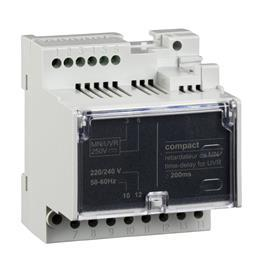 TIME DELAY RELAY FOR VOLTAGE RELEASE MN 220-240 VAC 50/60HZ product photo