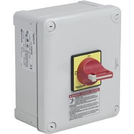 TESYS VARIO ENCLOSED EMERGENCY STOP SWITCH DISCONNECTOR 45A product photo