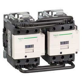 TESYS D REVERSING CONTACTOR 3P(3NO) AC-3 440V 80A 220VAC product photo