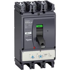 COMPACT NSX600F CIRCUIT BREAKER TM DC 3P 600A product photo