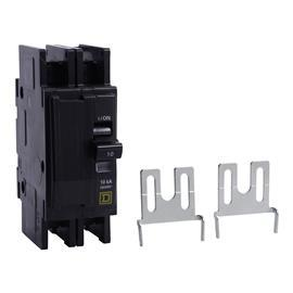 QOUR MINIATURE CIRCUIT BREAKER 20A 2P 120/240V 10KA product photo