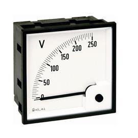BE-96 AC VOLTMETER 96X96MM 500V product photo