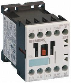 3RT CONTACTOR 3P 9A 4KW 1NC 230VAC product photo