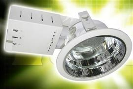 SUPER SAVER DOWNLIGHT FITTING WITH BALLAST 2X26W product photo