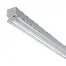 SUPER SAVER BARE CHANNEL FITTING 2X20W product photo