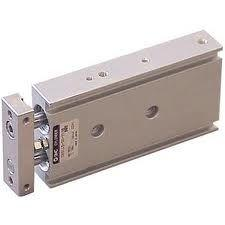 PNEUMATIC GUIDED CYLINDER, 32MM BORE 80MM STROKE product photo