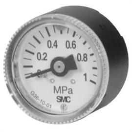ANALOGUE POSITIVE PRESSURE GAUGE 1MPA R 1/8 product photo