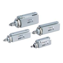 CJP2 DBL ACTION PNEUMATIC PIN CYLINDER 10MM BORE 15MM STROKE product photo
